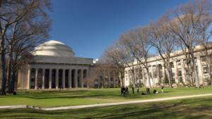 QS World ranking of universities
