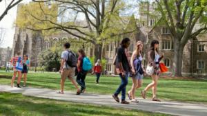 QS World Top Universities Offering Scholarships
