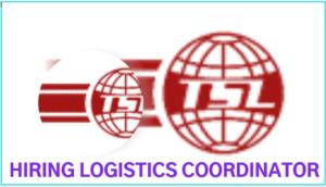 Read more about the article Hiring Logistics Coordinator Recruitment Portal 2021