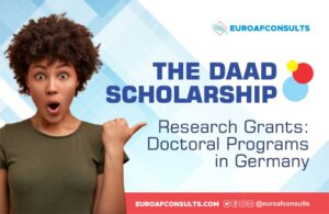 DAAD Scholarship Research Grants – Doctoral Programs in Germany