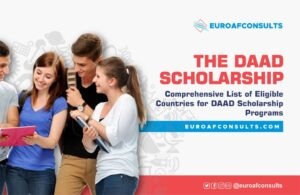 Read more about the article List of Eligible Countries for DAAD Scholarship Programs