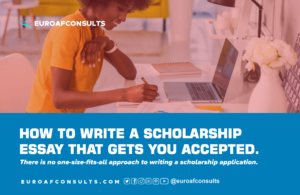Read more about the article How to Write a Scholarship Essay That Gets You Accepted