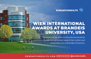 Read more about the article Wien international awards at Brandeis University, USA