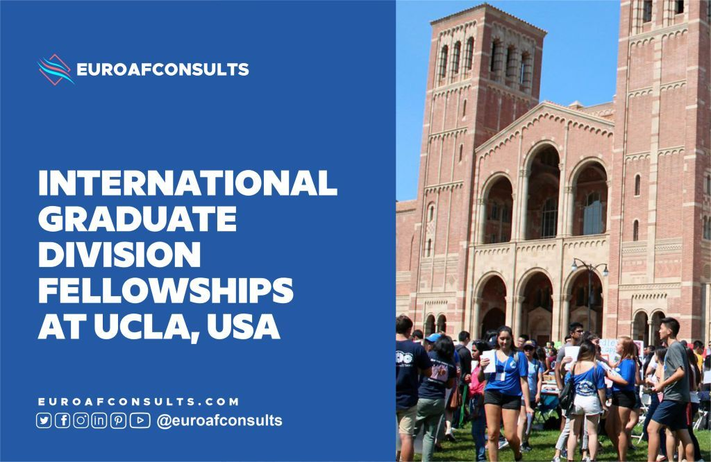 You are currently viewing International Graduate Division Fellowships at UCLA, USA