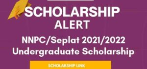 Read more about the article Apply for NNPC/Seplat 2021/2022 National Undergraduate Scholarship