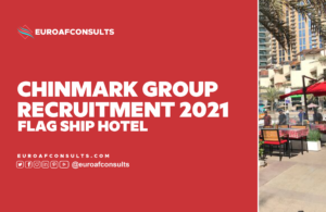 Read more about the article Chinmark Group Recruitment 2021-  flag ship hotel, The Chinmark Paradise Apply