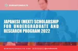 Read more about the article Japanese (Mext) Scholarship For Undergraduate And Research Program 2022