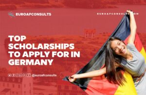 Read more about the article TOP SCHOLARSHIPS TO APPLY FOR IN GERMANY