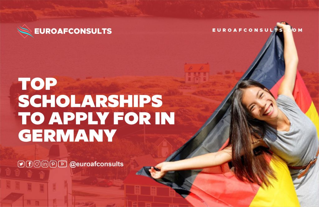 You are currently viewing TOP SCHOLARSHIPS TO APPLY FOR IN GERMANY