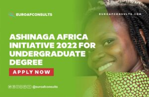 Read more about the article APPLY FOR ASHINAGA AFRICA INITIATIVE 2022 FOR AN UNDERGRADUATE DEGREE