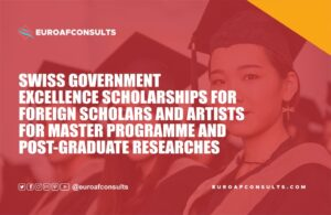 Read more about the article Swiss Government Scholarship for Foreign and international students